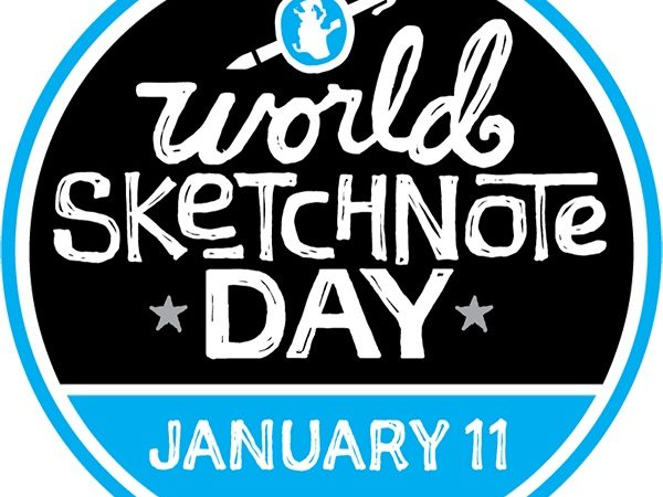 Sketches -World Sketchnote Day 2018